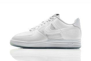 "Nike Lunar Force 1 ""White Ice"""