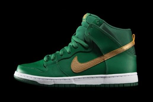 "Nike SB 2013 Dunk High Pro ""St. Patrick's Day"""