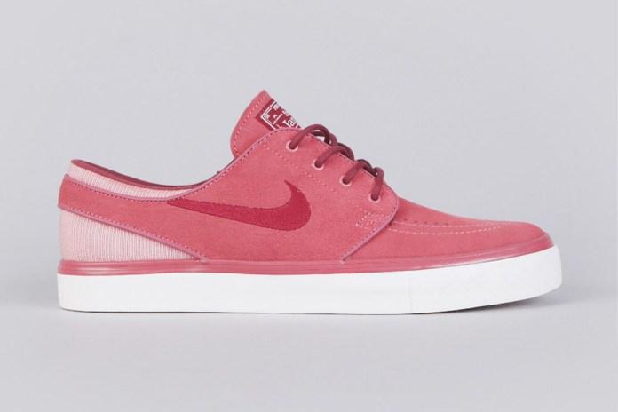 "Nike SB 2013 Spring/Summer Zoom Stefan Janoski ""Light Redwood"""