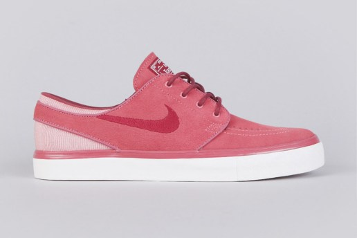 "Nike SB 2013 Spring/Summer Zoom Stefan Janoski ""Light Redwood"""