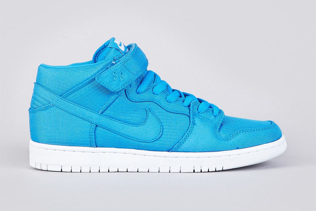 "Nike SB Dunk Mid Pro ""Photo Blue"""