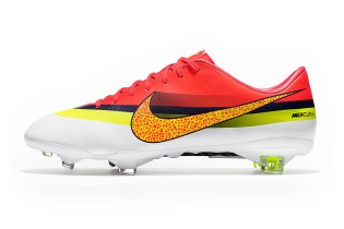 Nike 2013 Spring/Summer CR Mercurial Vapor IX Boot