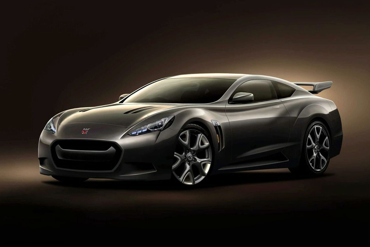 Nissan Hints at a Hybrid Edition of the GT-R