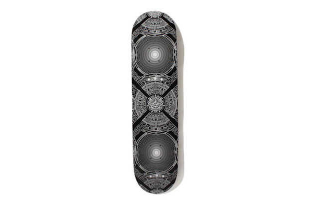 Nitraid x 7Stars Design 2013 Spring/Summer Skateboarding Collection