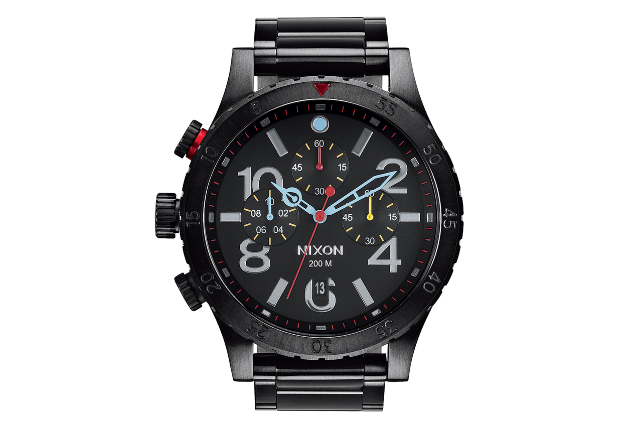 Nixon The 48-20 Chrono LTD