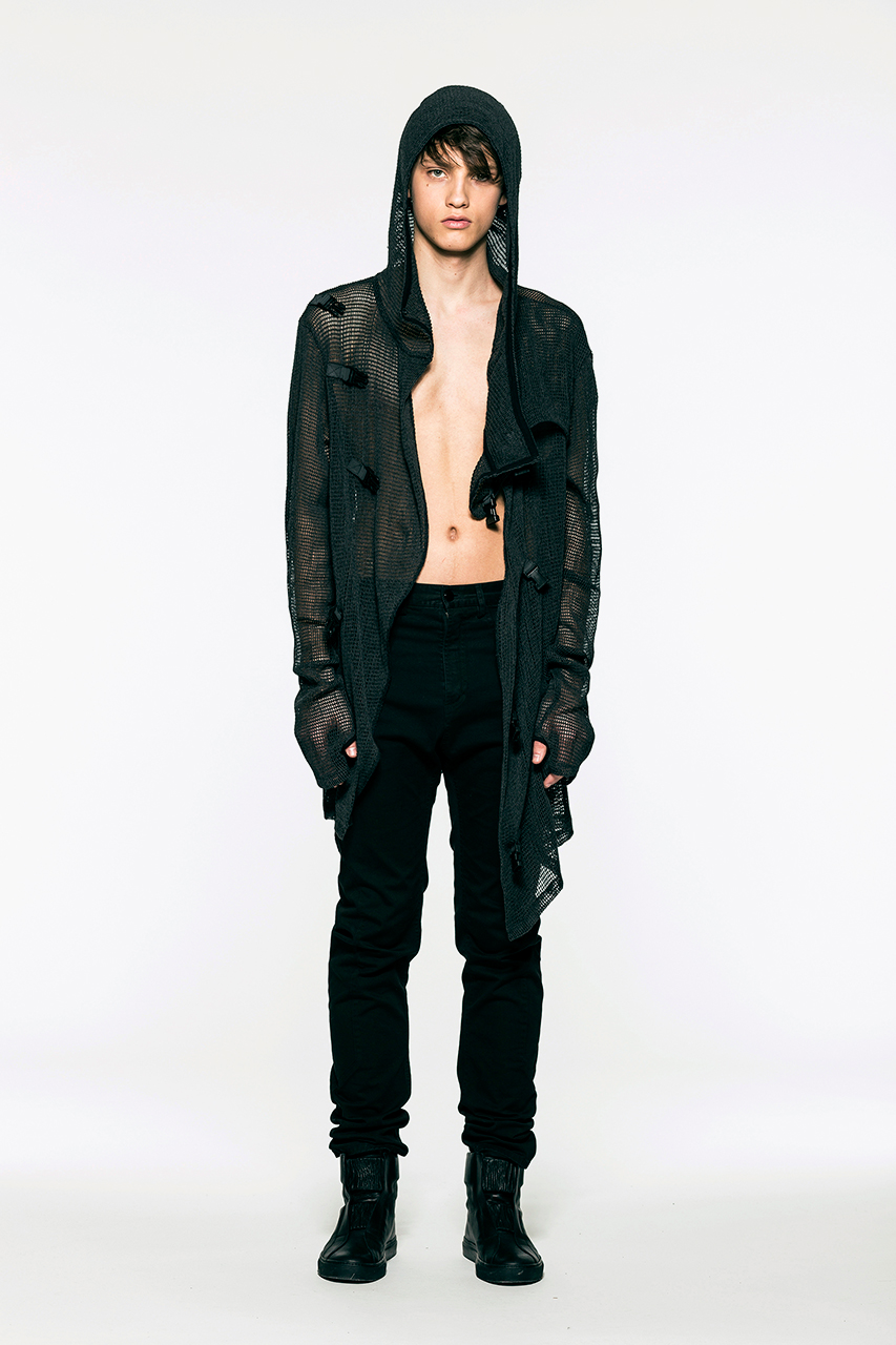 Odeur 2013 Fall/Winter Lookbook