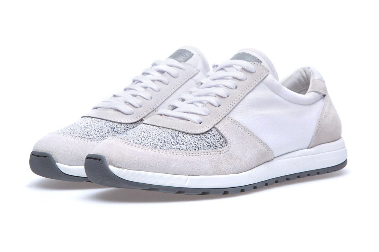 """Our Legacy Runner I """"Suede Ivory"""""""