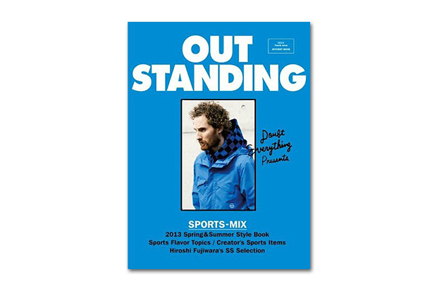 OUTSTANDING Magazine Issue #4
