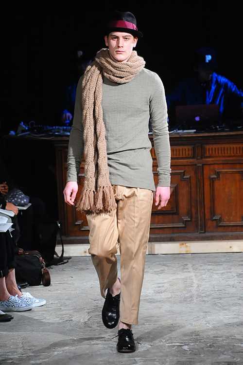 Patchy Cake Eater 2013 Fall/Winter Collection