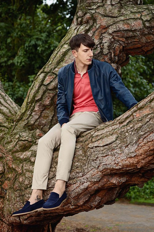 PS by Paul Smith 2013 Spring/Summer Lookbook
