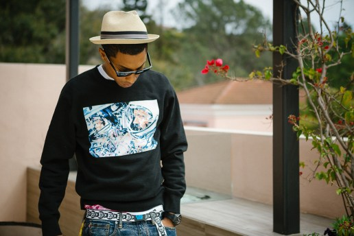 Pharrell Presents Michael Kagan for Billionaire Boys Club