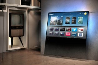 Philips DesignLine LED 3D TV