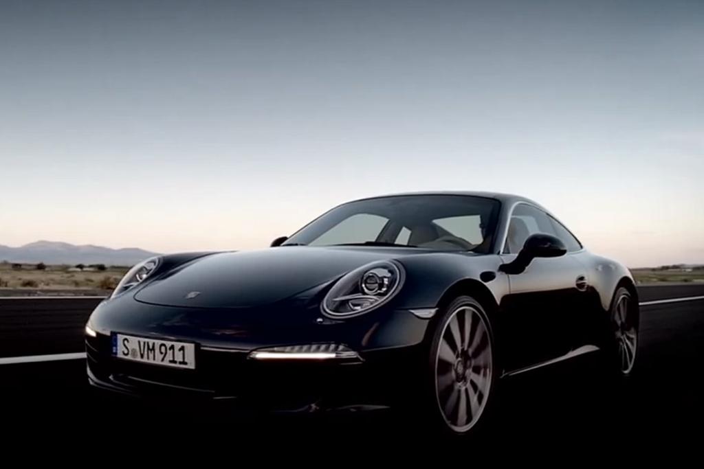 Porsche Celebrates 50 Years of the 911   Video
