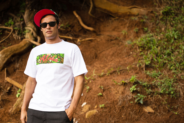 POW! WOW! Hawai'i x Fitted 2013 Collection