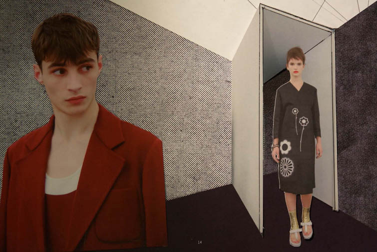 "Prada 2013 Spring/Summer ""Fantasy"" Lookbook"