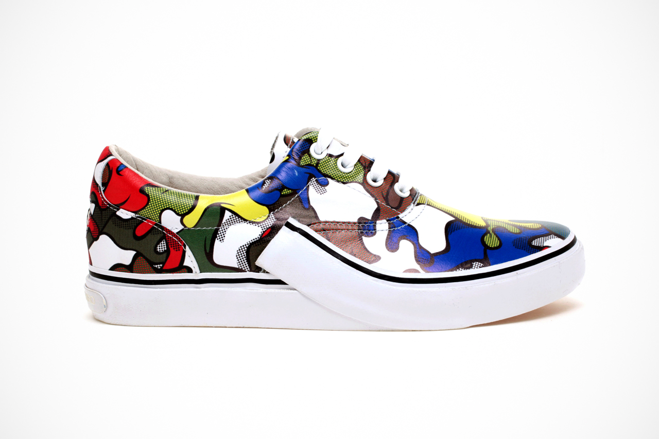 puma by miharayasuhiro 2013 spring summer pop art camouflage collection