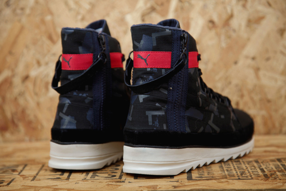 "PUMA Wayler Hi ""Midnight Navy"""