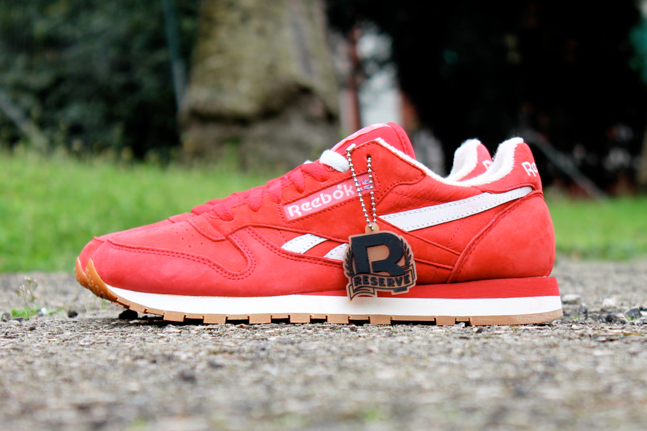 "Reebok Classic Leather Vintage ""Suede Pack"" Further Look"