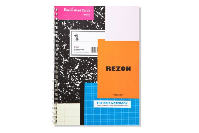 Rezon Multi Notebook