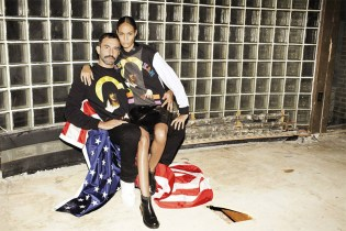 Riccardo Tisci by Maciek Kobielski for self service magazine