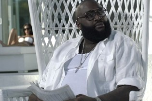 Rick Ross Lives White Hot in Reebok Classics