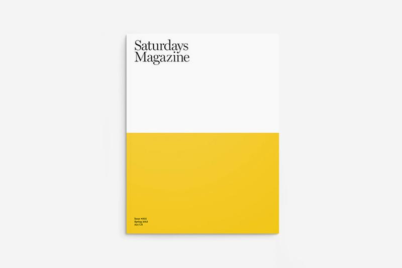 saturdays magazine issue 2