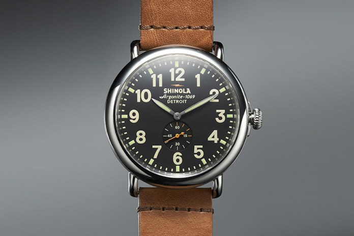 Shinola Runwell Watch