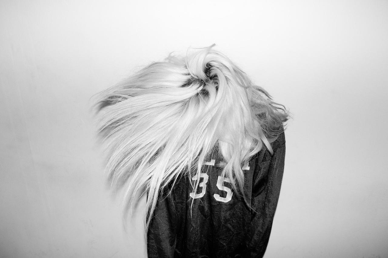 Sky Ferreira by Terry Richardson
