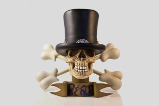 SLASH x Ron English Bust Sculpture