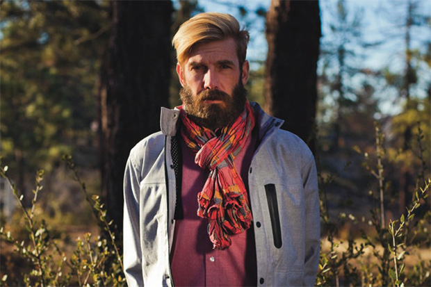 "SLVDR 2013 Fall ""Field and Street"" Lookbook"