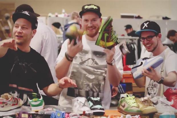 Sneakerness Zurich 2013 Recap   Video