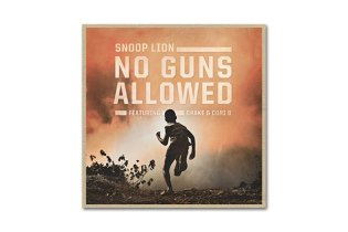 Snoop Lion feat. Drake & Cori B – No Guns Allowed