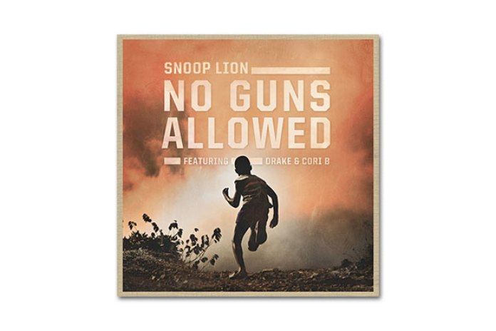 Snoop Lion feat. Drake & Cori B – No Guns Allowed