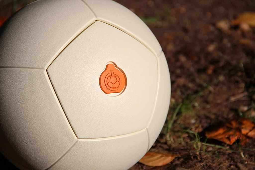 Soccket Energy-Harnessing Soccer Ball