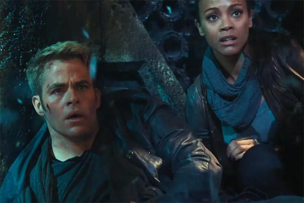 Star Trek Into Darkness International Trailer