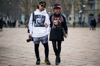 Streetsnaps: The Hamasakis