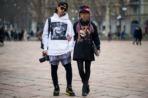 Streetsnaps: The Hamasakis