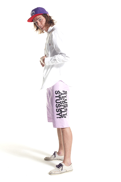 Stussy 2013 Spring Lookbook