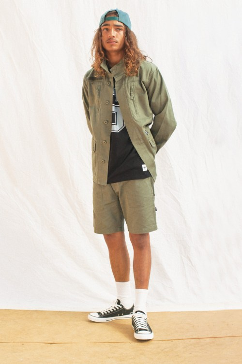 Stussy 2013 Spring Lookbook by Kenneth Cappello