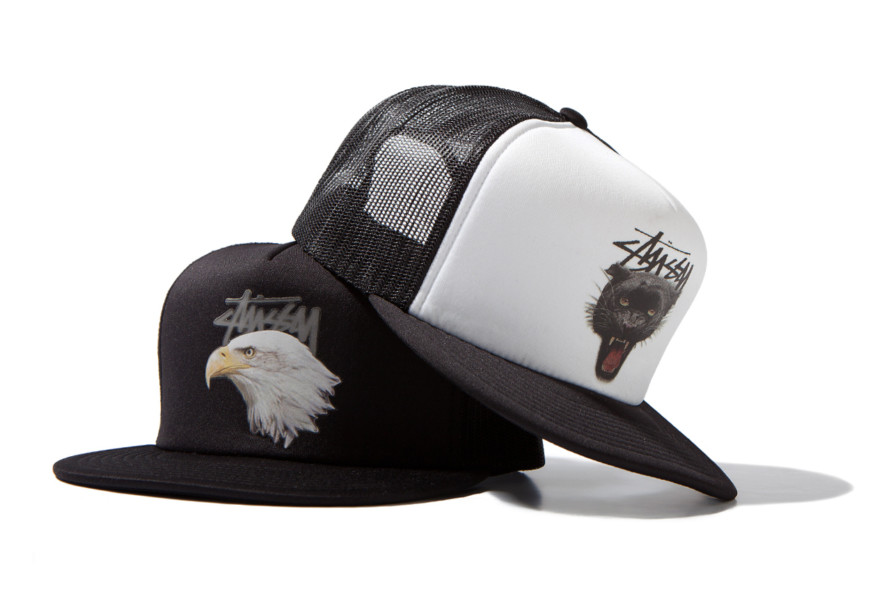Stussy 2013 Spring/Summer Headwear Collection - Delivery 1