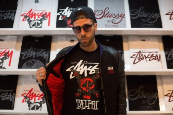 Stussy 2013 Spring/Summer Taipei Collection