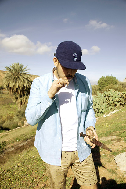 stussy deluxe 2013 spring lookbook by shaniqwa jarvis