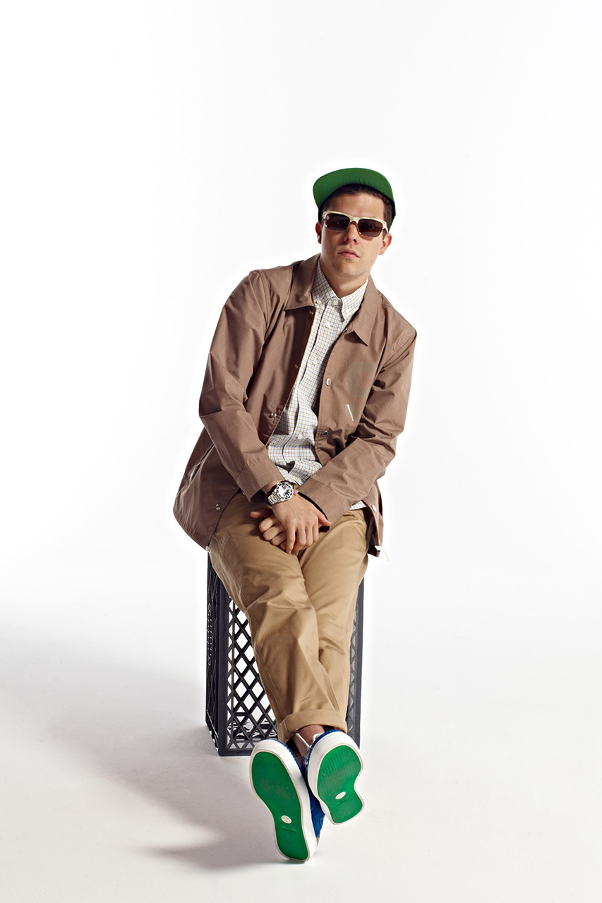 Stussy Deluxe 2013 Spring/Summer Lookbook