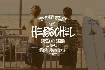 Stussy x Herschel Supply Co. 2013 Spring/Summer Aloha Collection Lookbook