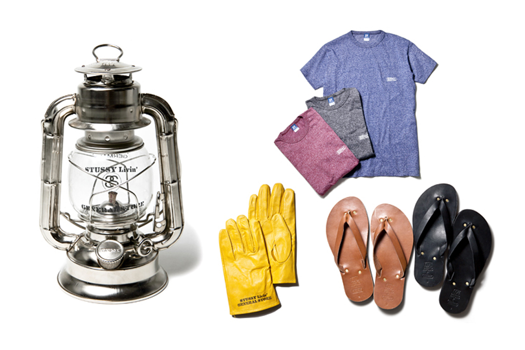 Stussy Livin' General Store 2013 March Releases