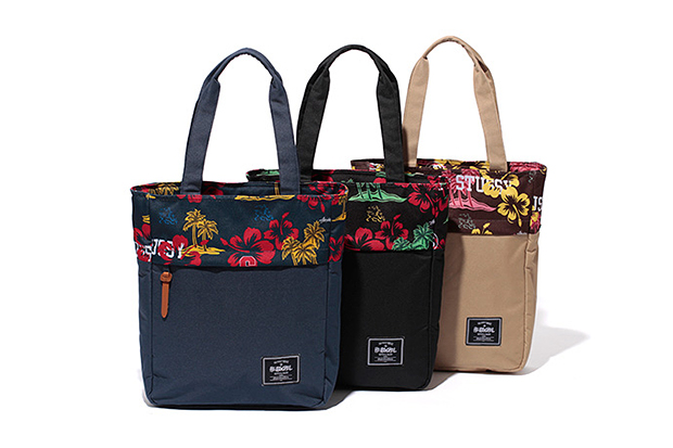 stussy x herschel supply co 2013 spring summer aloha collection