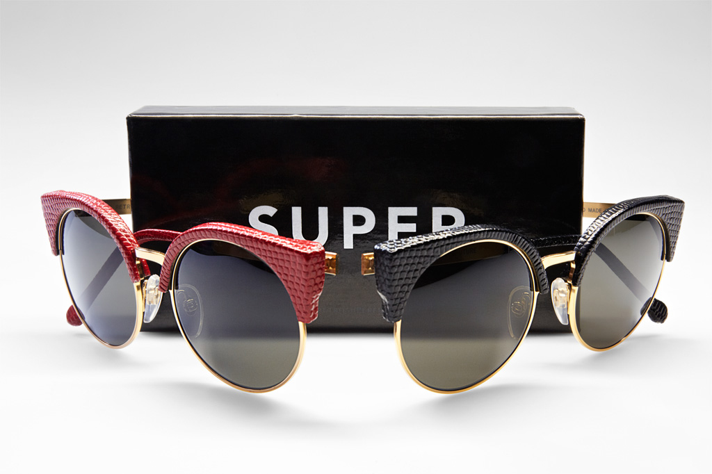 SUPER 2013 Spring/Summer WANDERISM Eyewear Collection