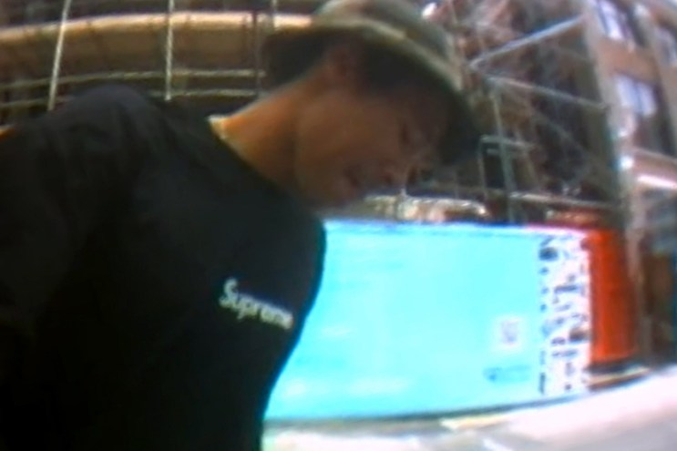 "Supreme ""London"" Skate Video"