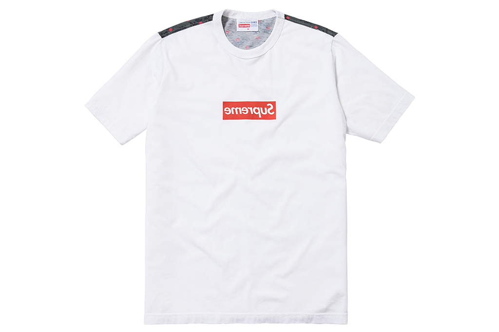 Supreme x COMME des GARCONS SHIRT 2013 Collection