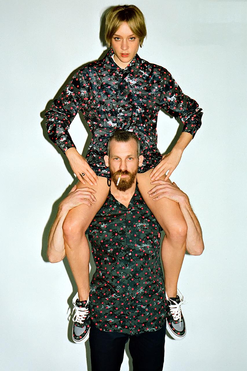 supreme x comme des garcons shirt 2013 capsule collection